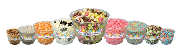 Mini Melts Ice Cream