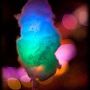 Glow Cotton Candy